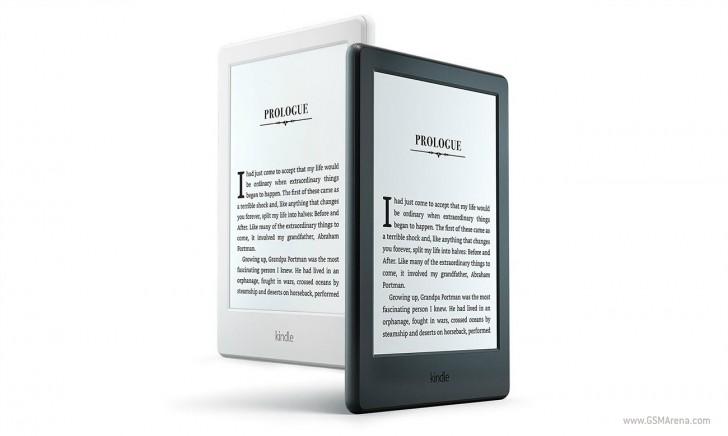 亚马逊内部新更薄,较轻的入门级Kindle拥有更多的存储