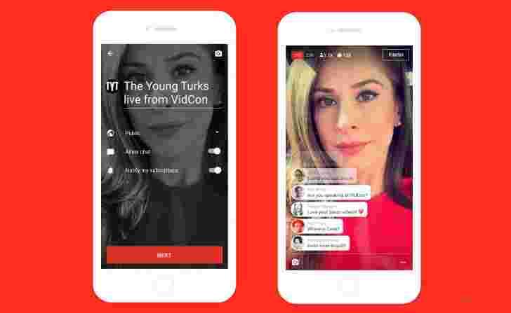 YouTube很快就会让您使用其移动应用程序直播