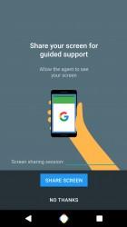 带屏幕共享的引导支持可能会推到Nexus设备