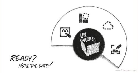 三星的9月3日未包装的活动将在三个城市举行