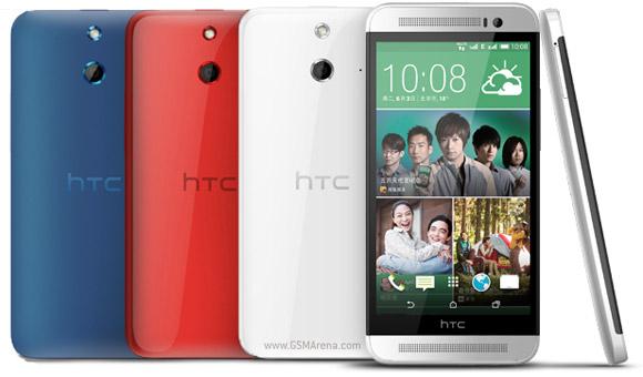 HTC One(E8)本月以€530击中俄罗斯