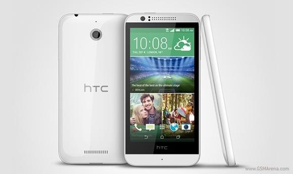 HTC Desire 510与中档规格和LTE一起前进