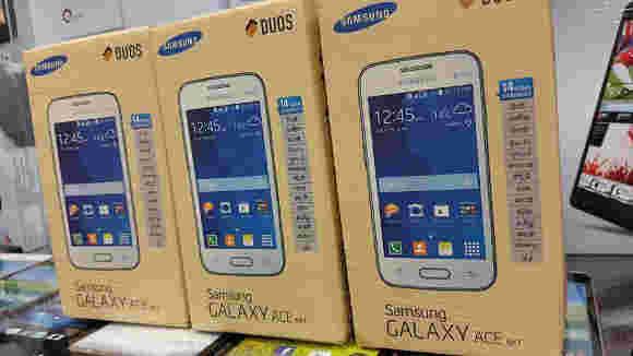 三星Galaxy Ace NXT在印度出售