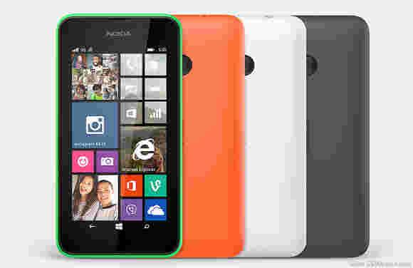诺基亚Lumia 530 9月4日击中英国