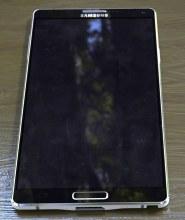 三星Galaxy Note 4泄漏的详细图像