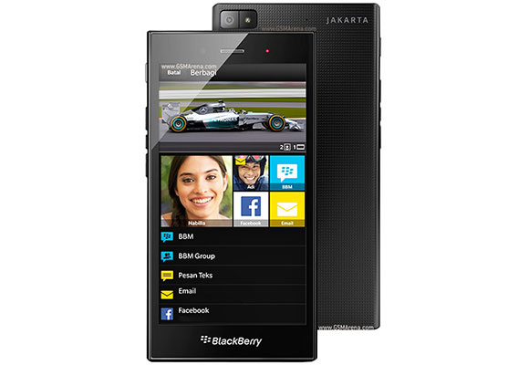 CEO说,BlackBerry Z3正在印度尼西亚和印度制作飞溅