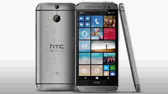 AT&T确认它将为Windows提供HTC One(M8)