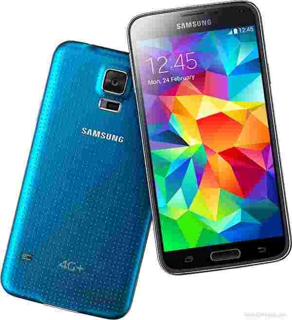 三星宣布Galaxy S5 4G +为新加坡