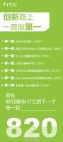 HTC确认WAILE 820包装64位Snapdragon 615芯片组
