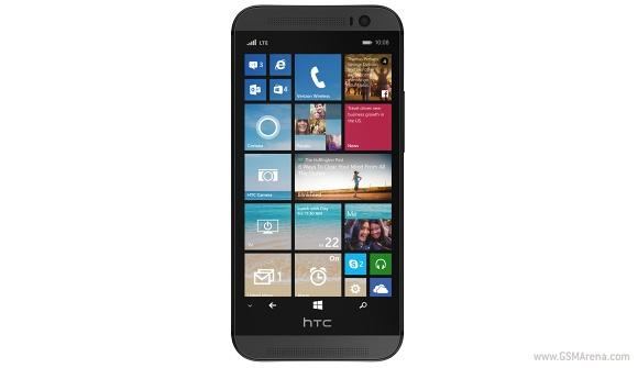 用Windows Phone 8.1泄漏HTC One M8的图像