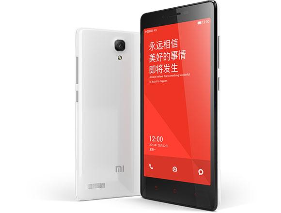 小米宣布用Snapdragon 400宣布Redmi Note 4G