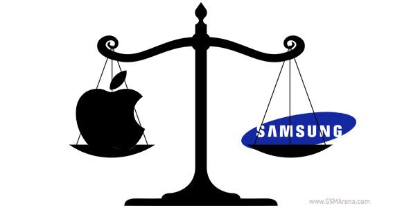苹果和三星下降美国以外的诉讼