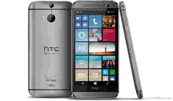 HTC One(M8)Windows与Duo相机一起官员